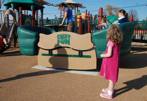Outdoor Play Westerville  The $1.6 million play area, operated by Westerville Parks and Recreation, opened at 745