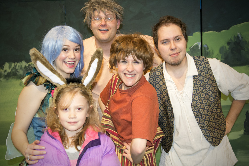 Columbus Children's Theatre Thrifty Thursday