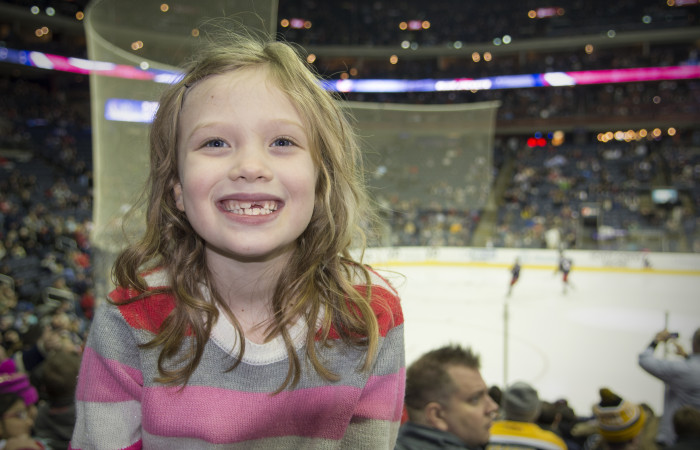 Columbus Blue Jackets: Watching hockey game is only half the fun