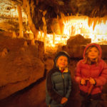 Ohio Caverns: See crystal stalactites and stalagmites year round, no matter the weather