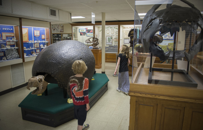 Orton Geological Museum: Earth's curiosities will please youngsters at free OSU museum