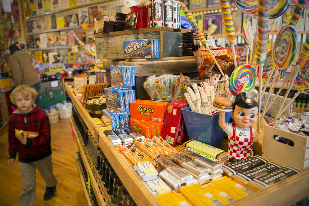 Rocket Fizz Soda Pop and Candy Shop: Find retro treats in funky Short North store
