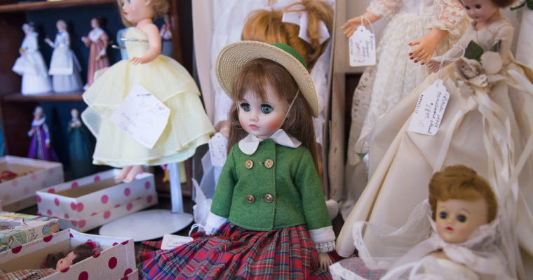 Doll Museum at the Old Rectory: Perfect place for a quick mommy-and-daughter adventure