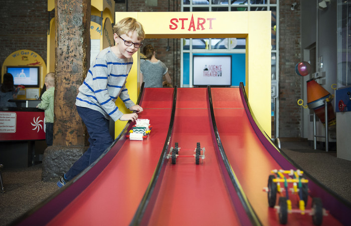 The Works: Head to Newark for interesting, inexpensive, interactive science museum
