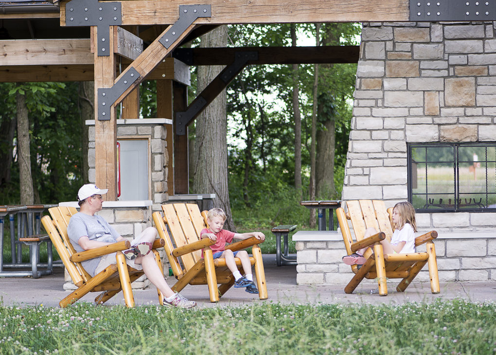 Rocky Fork Metro Park: New Metro Park glimmers with classy touches