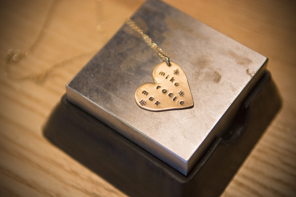 The Smithery: Make memorable, metal trinkets at Grandview shop