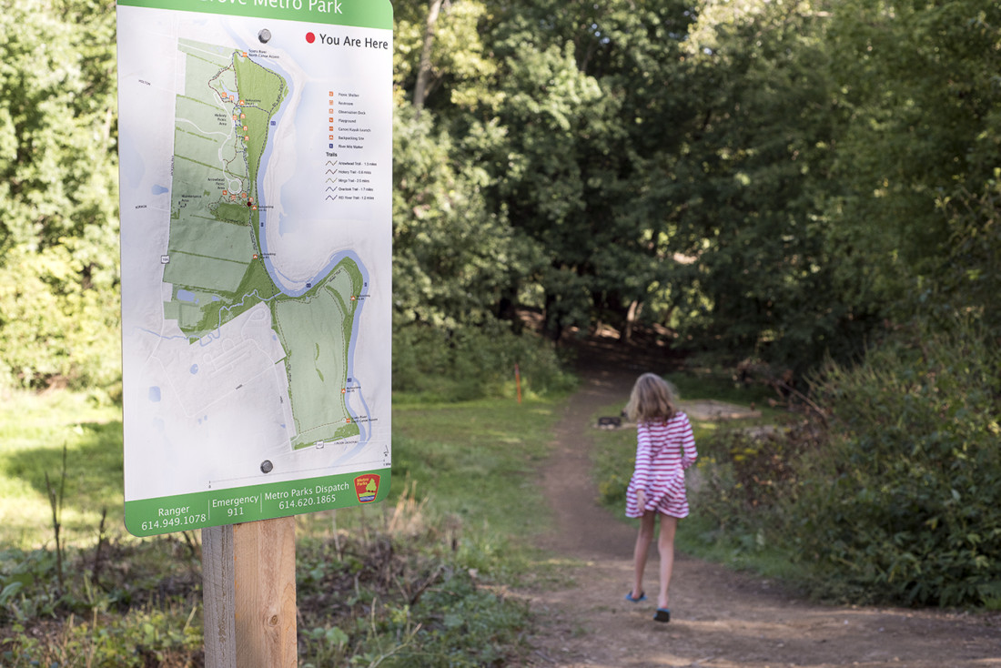 Scioto Grove Metro Park Columbus Family Adventures