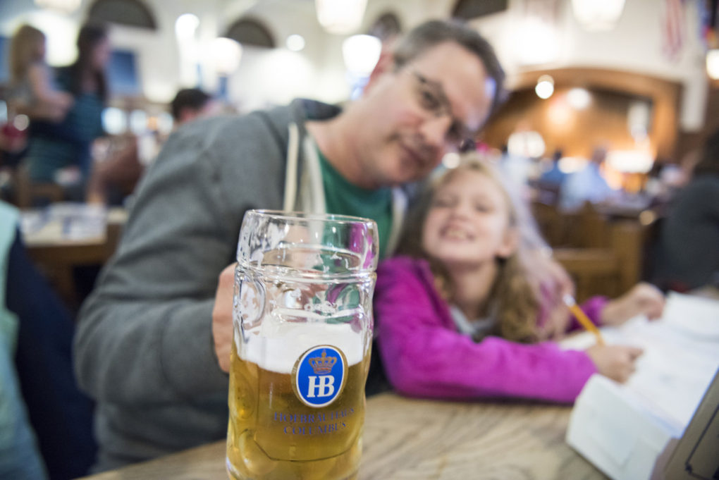 Hofbrauhaus Columbus: Monthly 'Family Nights' make this German beer hall a blast for all