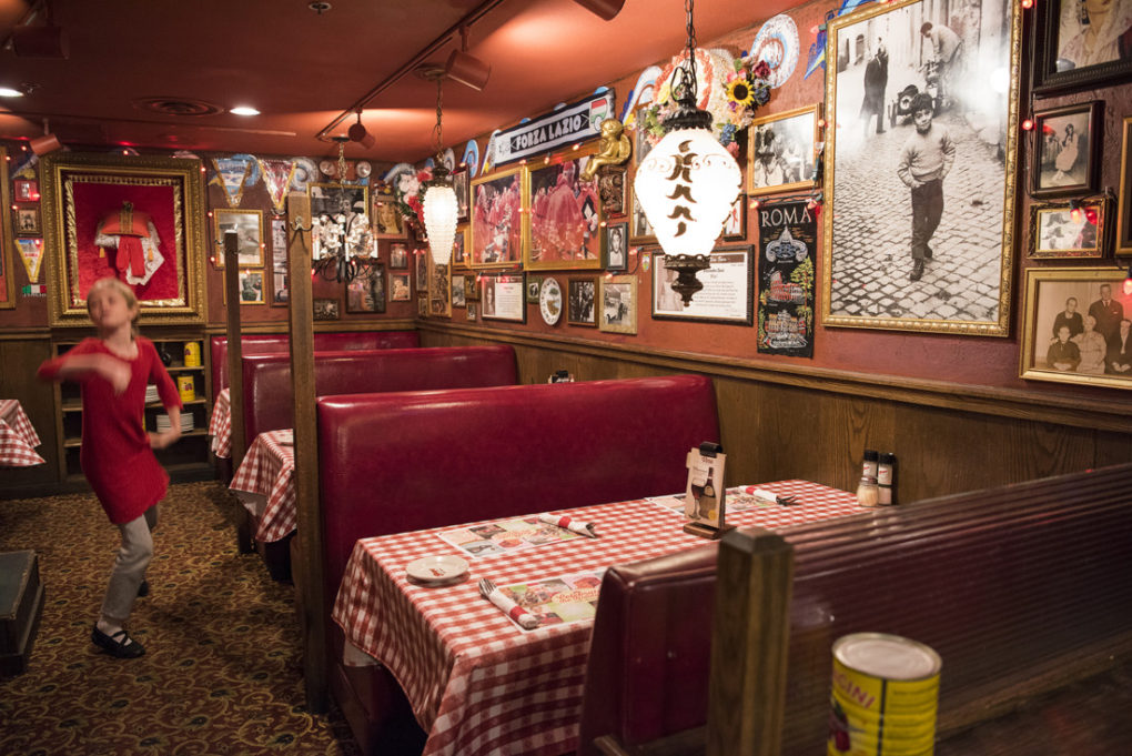 Buca di Beppo: Let kids eat spaghetti and get whacky