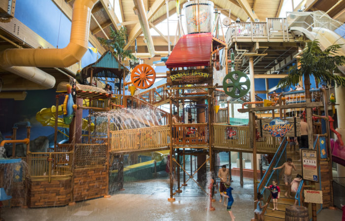 Castaway Bay: Cedar Point's indoor waterpark offers 82-degree escape to Caribbean