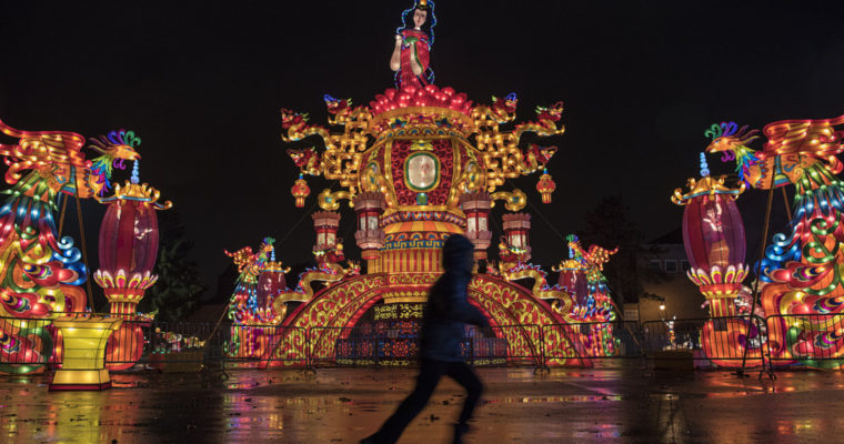 See dozens of illuminated displays at the Ohio Chinese Lantern Festival, running 5-10 p.m. nightly, Nov. 17-Jan. 7 at the Ohio Expo Center and State Fairgrounds in Columbus.