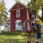 Little Free Library: Give and take through worldwide, book-sharing program
