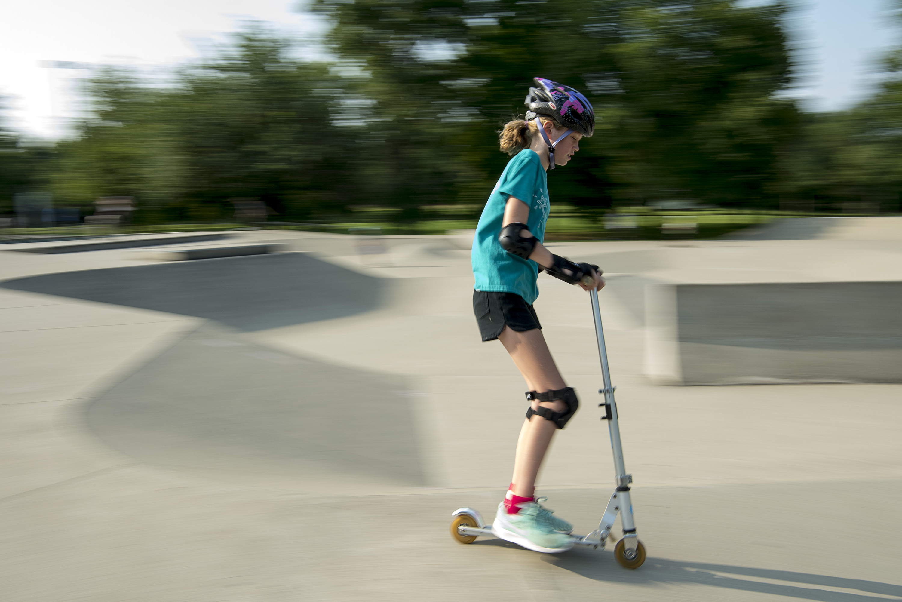 Sampling of central Ohio skateparks: Build confidence on wheels at innovative, concrete courses