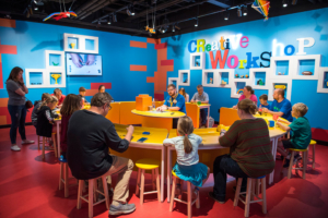 Legoland Discovery Center: Explore 35,000 square feet of plastic brick-inspired goodness at Easton Town Center