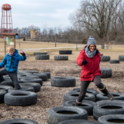 Columbus Rotary Obstacle Course: Test your athleticism at Scioto Audubon's free, outdoor fitness challenge