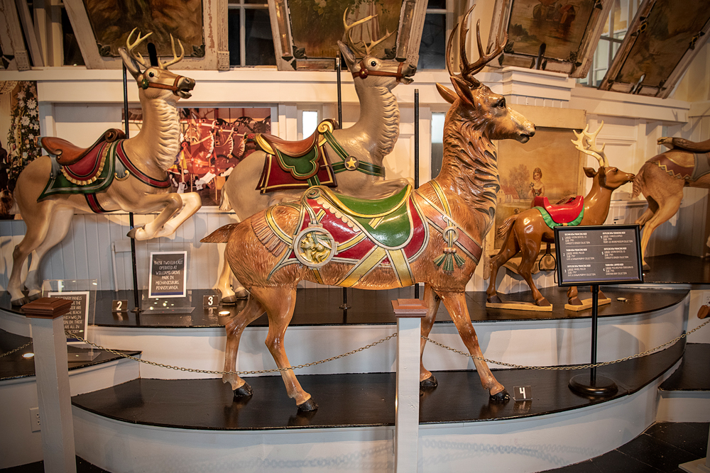 Merry-Go-Round Museum: There's motion in this Sandusky menagerie
